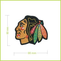CHICAGO BLACKHAWKS nášivka